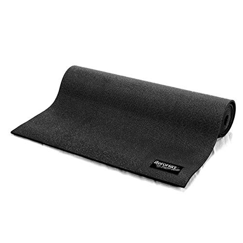 Aeromat Elite Yoga Mat, Black