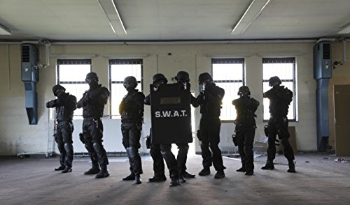 SWAT Training in Essen