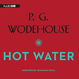Hot Water audiobook cover art