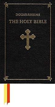 Douay-Rheims Holy Bible