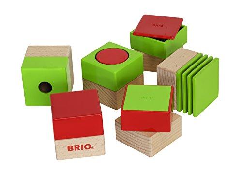 BRIO 30436 - Sensorik-Steine