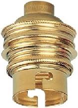 Legrand leg97103 fitting met ring/zijkant exit voor kabel B22 bajonet gloeilamp