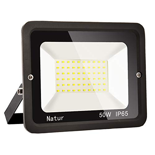 50W LED Foco Exterior Alto Brillo Proyector Led Impermeable