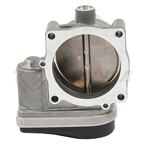HOWYAA HVE80A-1 Electronic Fuel Injection Throttle Body Assembly Compatible for 2005-2012 Ram 1500 2500 3500 Pickup,2005-2009 Durango 2007-2009 Aspen