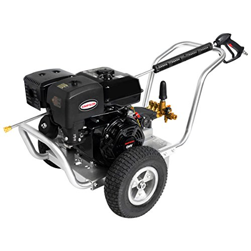 Save %9 Now! Simpson Cleaning ALWB60825 Aluminum Gas Pressure Washer Powered by Simpson, 4400 PSI at...
