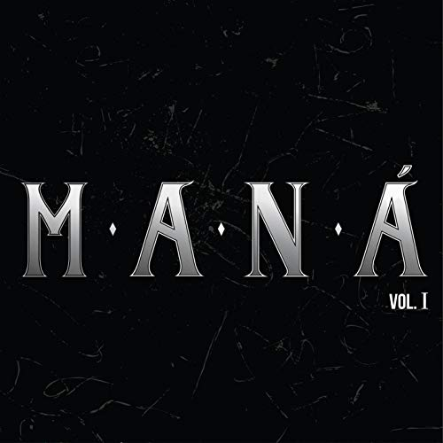 Maná  -  Maná Remastered Vol 1   (9 LP-Vinilo)