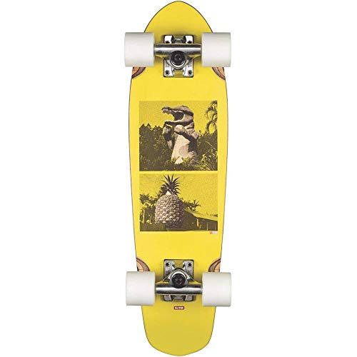 Globe Big Blazer Skateboard, Adulti Unisex, Arancione (Fried), 32