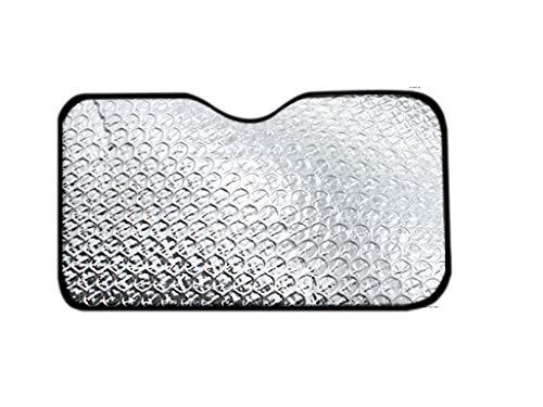Z-W-Dong auto voorruit zonneklep raam zonwering isolatie gordijn schaduwmat grootte 130 * 60 cm, 140 * 70/75 cm praktisch