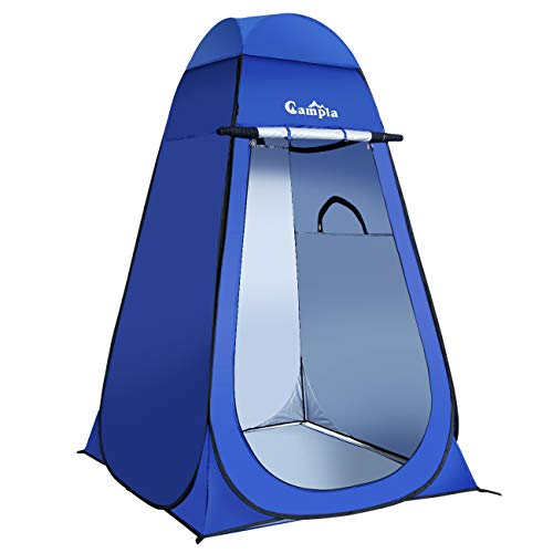 Campla Tent Pop up Privacy Dressing Changing Room for Camping Beach Toilet Shower Outdoor Shelter