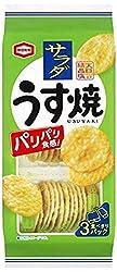亀田製菓 サラダうす焼 85g