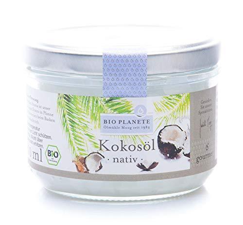 Bio Planète Kokosöl, nativ (200 ml) - Bio