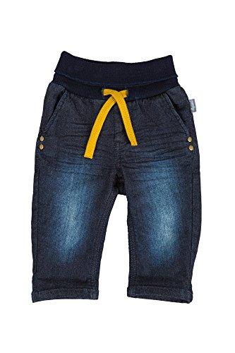 Sigikid Baby-Mädchen Jeans, Blau (Black Denim 11), 62