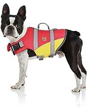 Bella & Balu - Chaleco Salvavidas para Perros - Chaleco Reflectante para Perros para la máxima Seguridad en el Agua al Nadar, Vela, Surf, excursiones en Barco, Kayak y Canoa (Talla S)