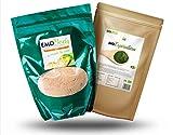 Pack Pura Vitalidad - EMO Body 250 gramos - EMO Bio Espirulina 500 gramos - Aumenta tu Energía - Fortalece tu Sistema Inmune - Rico en Ácidos Grasos Esenciales - Apto para Veganos