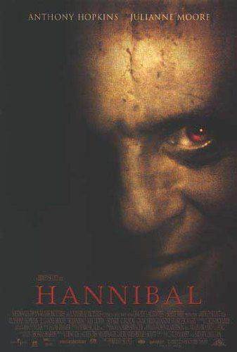 Hannibal - Authentic Original 27x40 Rolled Movie Poster