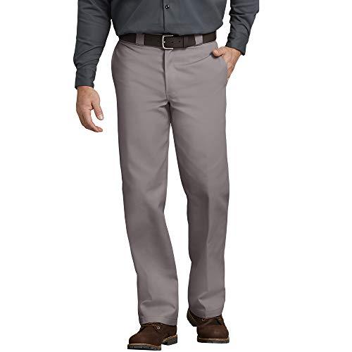Dickies - 874 Original - Pantalon - Homme - Gris (Silver Grey) - W34/L30