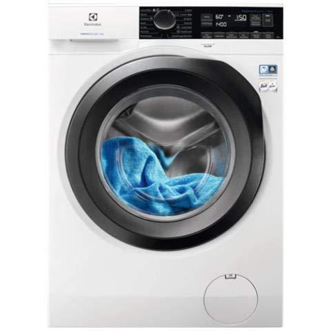 Electrolux EW7F284SF lavatrice Libera installazione Caricamento frontale Bianco 8 kg 1400 Giri/min A+++