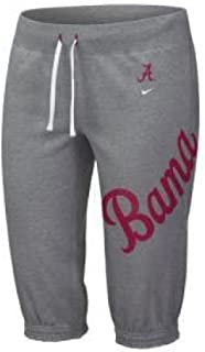 Nike Alabama Women's College Long Fleece Short
