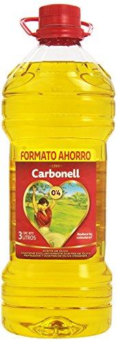 Carbonell Aceite de Oliva Refinado Garrafa, 3L