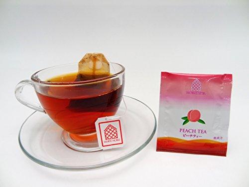 三井農林ホワイトノーブル紅茶(アルミ・ティーバッグ)ピーチ2.2g×50個