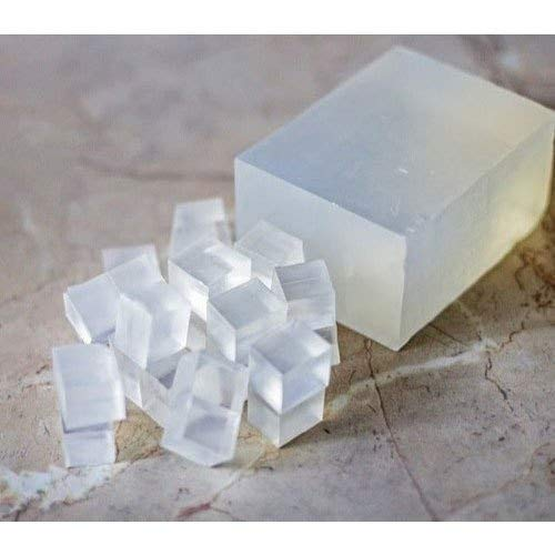 Glycerine Ultra Clear Melt and Pour Soap Base - (950GM)