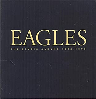The Studio Albums 1972-1979 by Eagles (B00B7VPKMY) | Amazon price tracker / tracking, Amazon price history charts, Amazon price watches, Amazon price drop alerts
