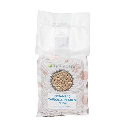 Tea Zone 6 Pound Instant 10 Tapioca Pearls (Boba), 6 Count
