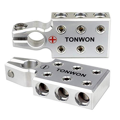 TONWON 6x1/0 AWG Blei-Säure Battery Terminalfür Tapered Top Post