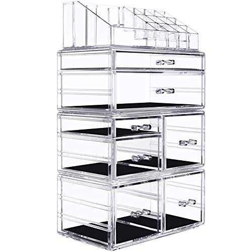 Best large makeup organizer