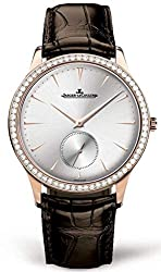 Master Ultra Thin Gold Diamond Automatic 38.5mm Watch