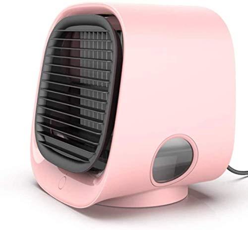 LG Snow Mini Refrigerador De Aire Portátil De Aire Acondicionado Portátil Espacio Personal del Refrigerador De Aire del Ventilador del Refrigerador del USB For El Hogar del Escritorio De Oficina