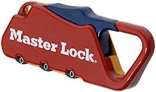 Master Lock 1544DCM Back Pack Padlock, Color Varies, 1-Pack