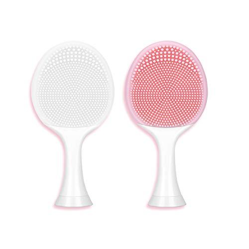 WuYan Cepillo de limpieza facial para Philips, cabezales de cepillo de lavado eléctrico para limpieza profunda, masaje y limpieza de poros, 2 piezas