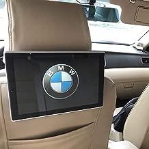 Octa-core Android DVD Headrest Player Car Monitor for BMW e60 e61 e63 e65 e66 e67 Multimedia Television Display with Headsets