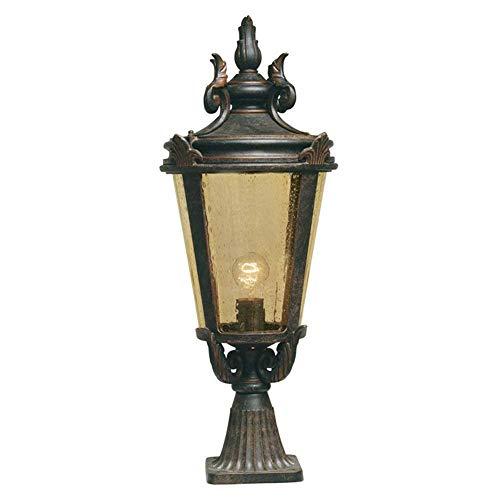 Baltimore Pedestal Lantern Size: Large