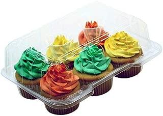Premium Large Clear Cupcake Boxes 4