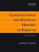 Consitutional and Political History of Pakistan