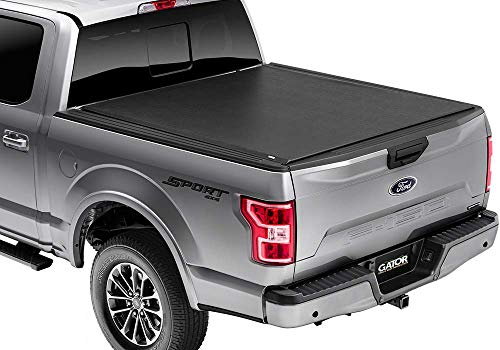"Gator ETX Soft Roll Up Truck Bed Tonneau Cover | 53315 | Fits 2015 - 2020 Ford F-150 5'6"" Bed Bed 