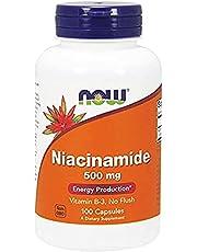 Niacinamide (500mg) 100 caps
