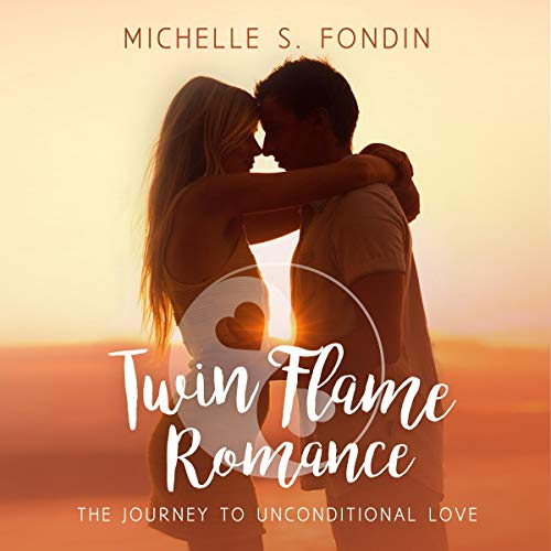 Twin Flame Romance audiobook cover art