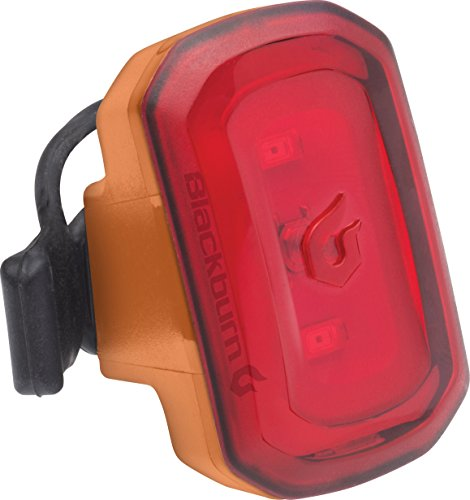 Blackburn Licht Click USB Rückseite Naranja 2017 One Size Orange