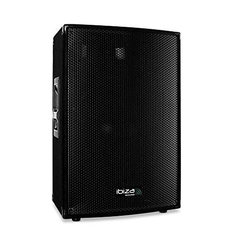 Ibiza sound Aktivlautsprecher 800W DISCO-15-GPA