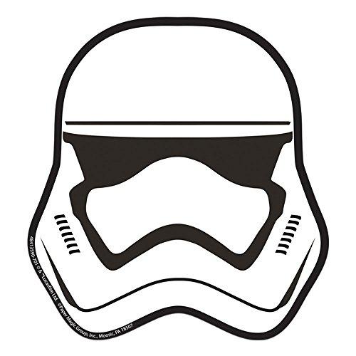 Eureka Teacher Supplies Star Wars Paper Cutouts for Classrooms, 36pc