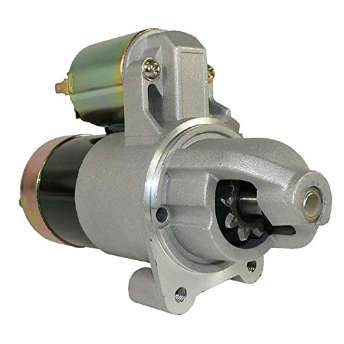 DB Electrical 410-48114 Starter Compatible With/Replacement For John Deere Farm Tractor 318 1983-92 Onan P218G /191-1760-02 /M2T32481 /12 Volt CCW