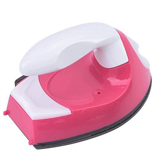PMU Mini Plancha eléctrica portátil de Mano Vapor seco vaporizador portátil Frijoles para Planchar para el hogar Tablas de Planchar para Viajes en casa