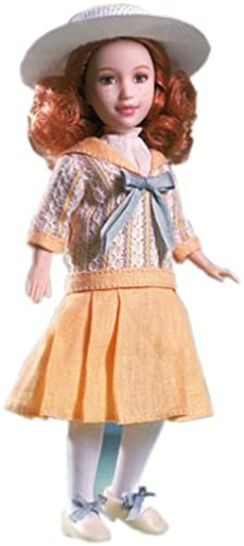 Anne from L. M. Montgomery's Anne of Grün Gables - When I read I Dream Series (2001) by Mattel