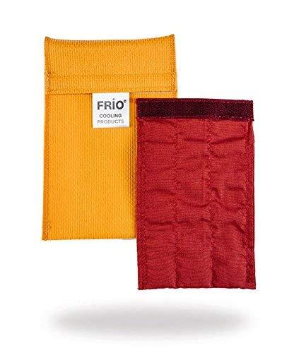 FRIO INSULIN PUMPE KÜHLUNG TASCHE 9x 11 cm - KEIN Eispack oder Batterien nötig