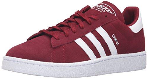 Adidas Superstar - Zapatillas de Fitness para Hombre, Rojo (Collegiate Bordeaux Blanc Blanc), 48.5 EU