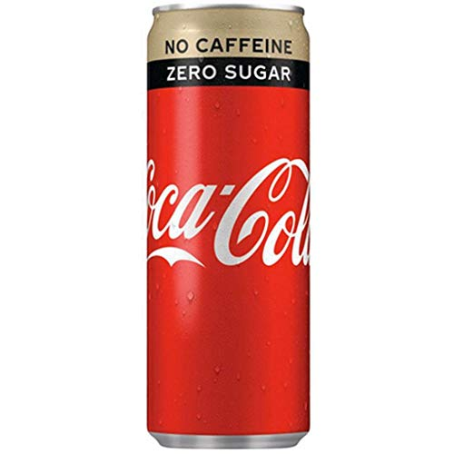 Coca-Cola Zero Sans Caféine 25cl (pack de 24