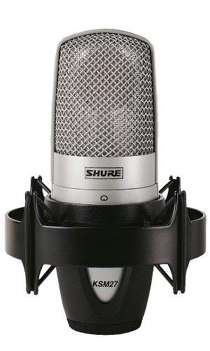 Shure KSM27 Large Single-Diaphragm Microphone